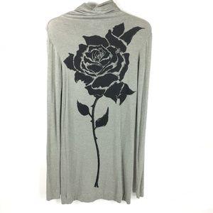 Isabel De Pedro Womens Graphic Tee Tunic Dress